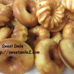 ビタントニオで簡単おやつ基本ドーナツの作り方 離乳食後期にも
