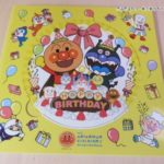 神戸アンパンマンミュージアムとペコズキッチンで誕生日を祝おう!
