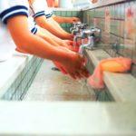 [通園グッズ]ハンカチやハンドタオルにループを付ける方法